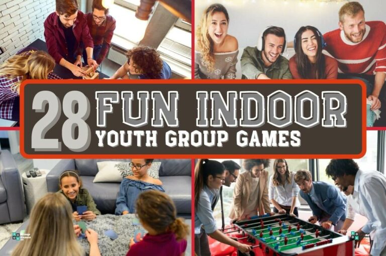 indoor youth group games Image